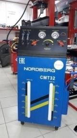 Установка марки Nordberg СМТ32 для замены масла в АКПП