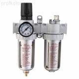 Фильтр-влагоотделитель AFRL80 Voylet с регулятором давления