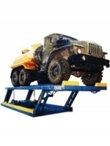Гидравлический подъемник 24Г272М для грузовых автомобилей