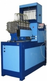 Стенд для испытания дизельной топливной аппаратуры СДМ-8-3,7