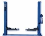 Подъемник 2-х стоечный г/п 4т. KraftWell арт. KRW4ML_blue